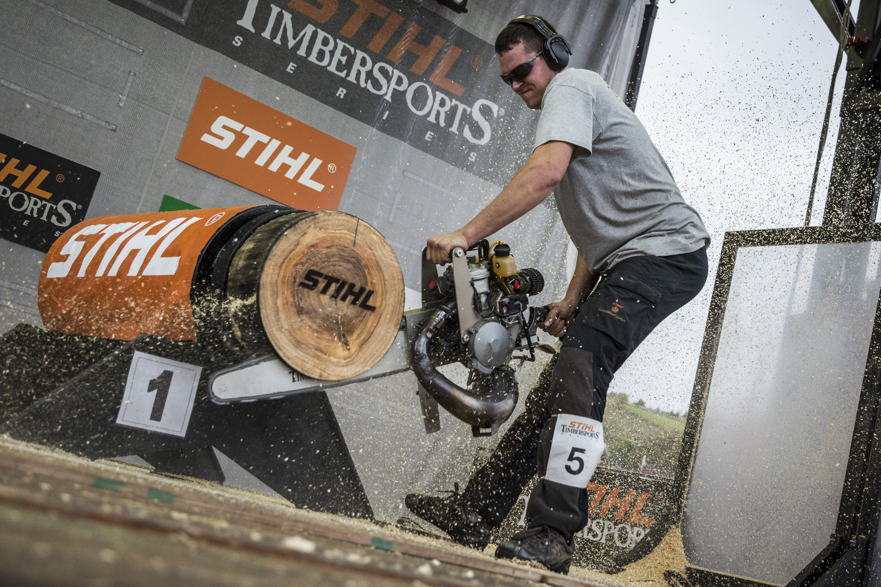 Sthil Timbersports 2014 Lucca